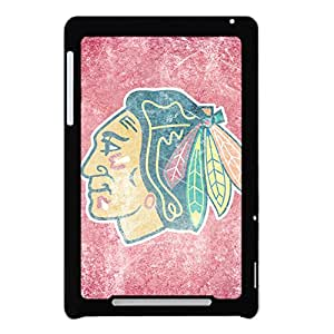 Generic Unique Phone Case For Children With Chicago Blackhawks 1 For Google Nexus 7 Choose Design 6