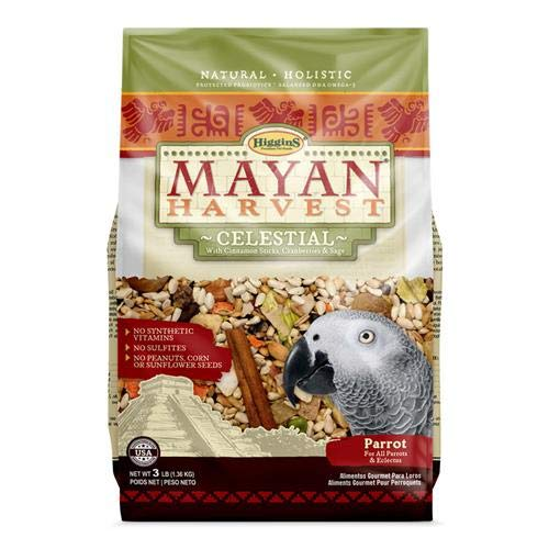 One Size Higgins 466213 Mayan Harvest Celestial For All Parreds 3 Pound
