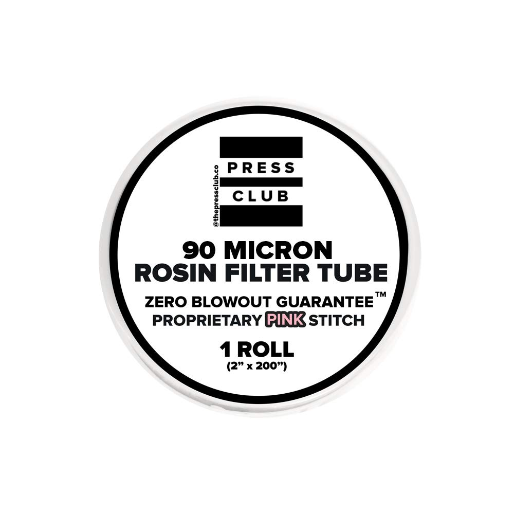 The Press Club | Filters | Tube (90 micron) by The Press Club