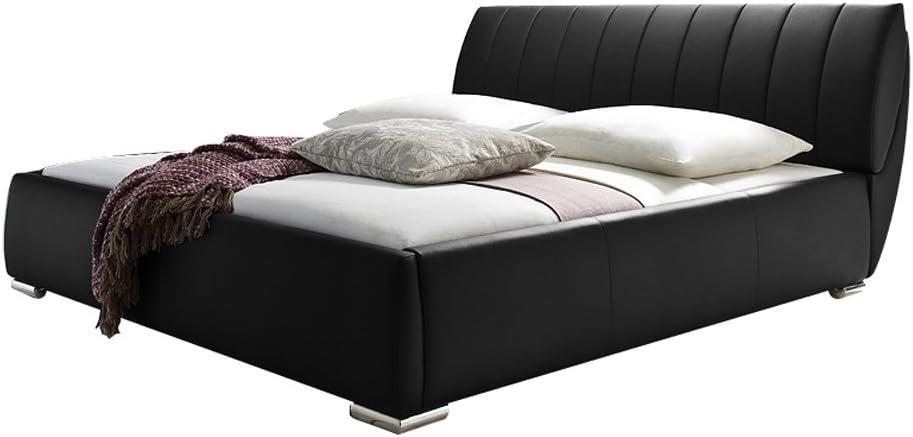 Iovivo de la tapicería de cama de Luna incluido de la cama ...