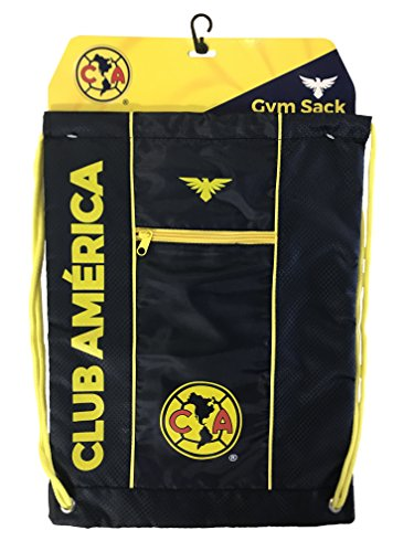 Icon Sports Club America Official Licensed Navy Cinch Bag Sack ()