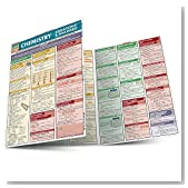 Chemistry Equations & Answers (Quickstudy Reference Guides - Academic)