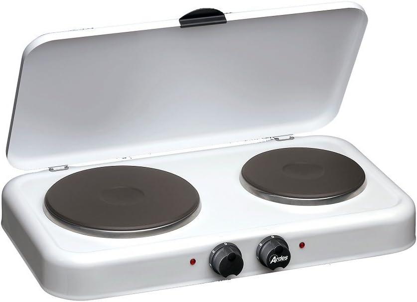 Ancargas AR016BT- Cocina electrica camping 2 p 1500w