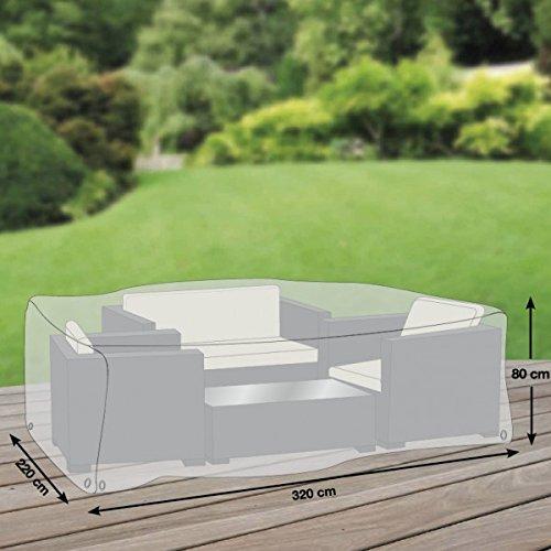 Premium Schutzhulle Fur Loungegruppe Sitzgruppe Aus Polyester Oxford