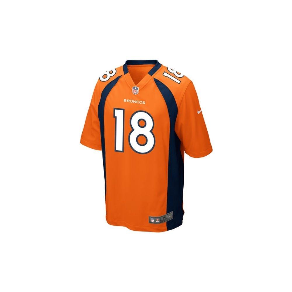 amazon com nike denver broncos peyton manning jersey brilliant