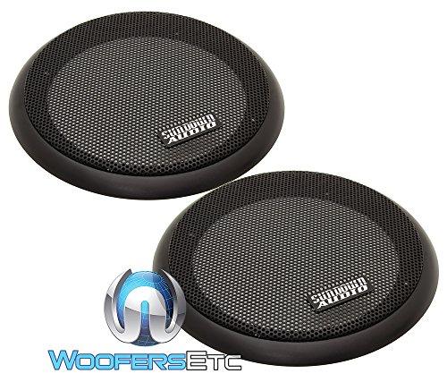 "Pair Sundown Audio NeoPro-8 V3 8 8"" 180W RMS 8-Ohm Carbon Fiber Midrange Speaker"