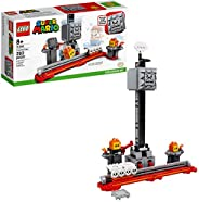 LEGO Super Mario Thwomp Drop Expansion Set 71376 Building Kit; Collectible Playset for Creative Kids to Add Ne