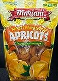 40oz Mariani Premium Mediterranean Apricots (Pack of 1)