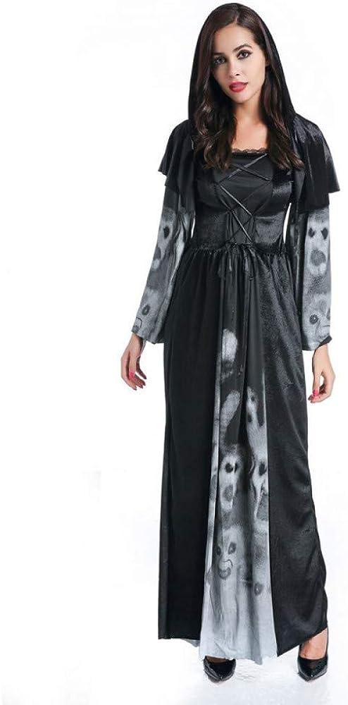 ZAOWEN Disfraz De Halloween Disfraz De Halloween para Mujer ...