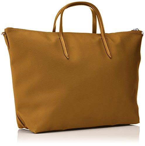 Golden L1212 bandoulière Lacoste Brown Marron Sacs Concept d7WCx