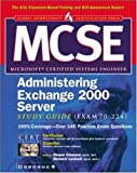 img - for MCSE Administering Exchange 2000 Server Study Guide (Exam 70-224) book / textbook / text book