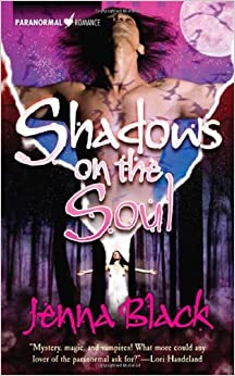 Book Shadows on the Soul (The Guardians of the Night, Book 3)