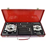 WIN.MAX 2pc Bearing Separator Splitter Gear Puller Heavy Duty Removal Car Kit