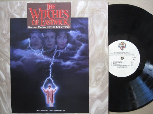 Witches Of Eastwick - Movie Soundtrack / Vinyl
