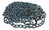 Beast-Master Twist Link Tie-Out Chain Heavy Duty Big Dogs (150 FT)