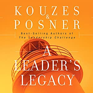 A Leader's Legacy Hörbuch