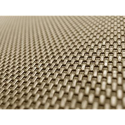 3D MAXpider Complete Set Custom Fit All-Weather Floor Mat for Select Mazda3 Models - Kagu Rubber (Tan): Automotive