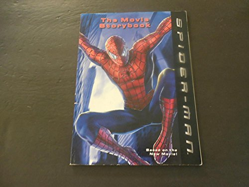 Spider-Man The Movie Storybook 2002