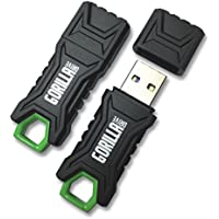 GorillaDrive 3.0 Ruggedized 64GB USB Flash Drive