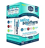 Wipes by Saline Soothers, Wet Wipes for