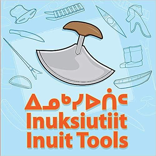 Inuktitut English Inuit Tools