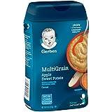 Gerber Multigrain and Apple Sweet Potato Baby