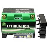 Batterie Lithium 12V HJTX12L-FP-S (YTX12-BS/YTX12A-BS/YB12B-B2) - 900gr