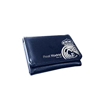 Real Madrid Billetero Clips Silver: Amazon.es: Electrónica