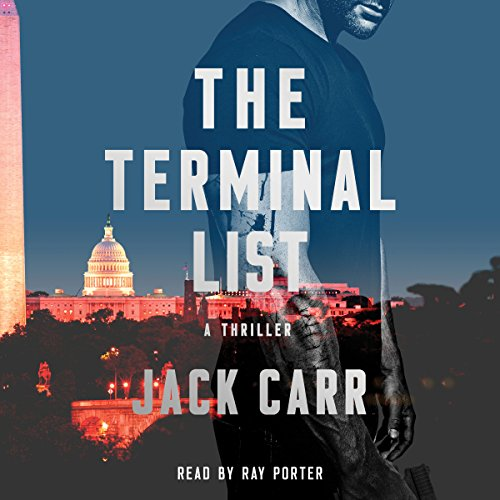 The Terminal List: A Thriller cover