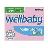 Vitabiotics (10 Pack) - Wellkid Baby & Infant 150Ml 10 Pack