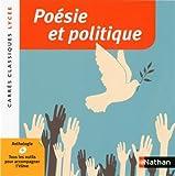 Poésie et politique (anthologie)