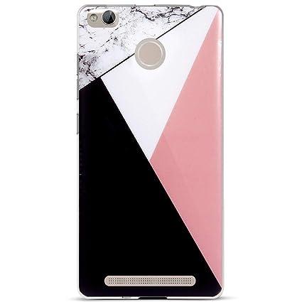 Surakey Funda Xiaomi Redmi 3S,Funda Silicona Gel Carcasa ...