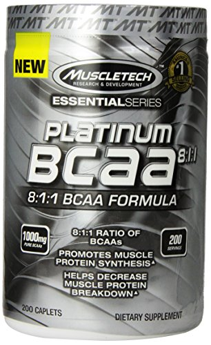 MuscleTech Platinum BCAA Diet Pill