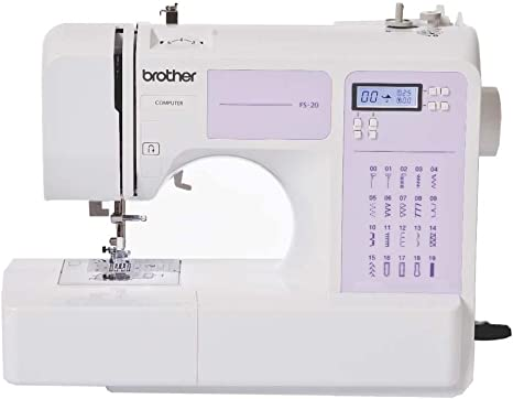 BROTHER Máquina de coser FS20: Amazon.es: Hogar