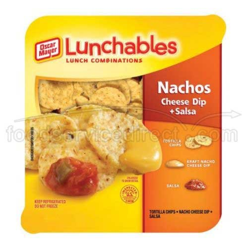 Snack Packs & Lunches