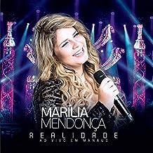 Marilia Mendonca - Realidade - Ao Vivo Em Manaus [CD]