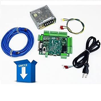 Amazon.com: Acorn CNC Controller with Ethernet Connection, Free ...