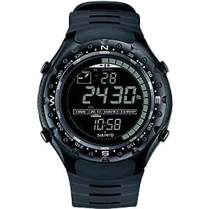 Suunto X-Lander Digital Dial Aluminum Rubber Quartz Men's Watch SS012926110