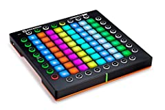 Novation's Launchpad Pro is the professional grid performance instrument. Create dynamic, expressive performances in Ableton Live or any other music software. Use the enhanced 8x8 grid of RGB velocity and pressure-sensitive pads to trigger an...