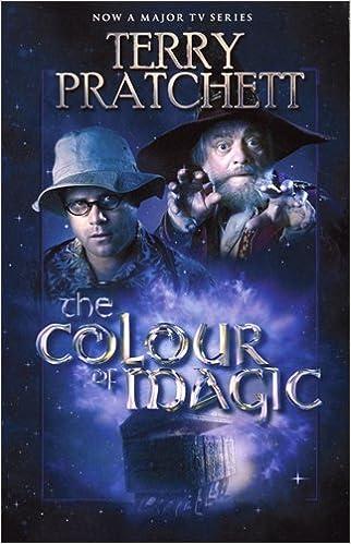 the colour of magic discworld novel 1 omnibus discworld novels amazoncouk terry pratchett 9780552157278 books - The Color Of Magic Book