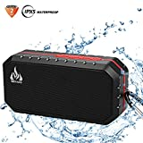 Bluetooth Wireless Speakers Waterproof IPX5 With HD Enhanced Bass Outdoor Wireless Portable Phone