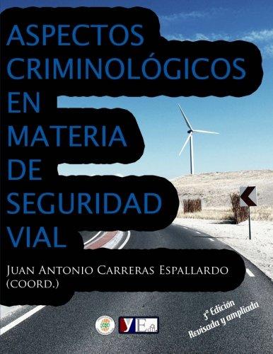 Aspectos criminologicos en materia de seguridad vial (Spanish Edition) [Felix Rios Abreu] (Tapa Blanda)
