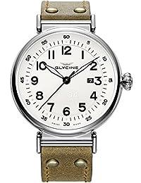 Glycine f 104 GL0125 Mens automatic-self-wind watch