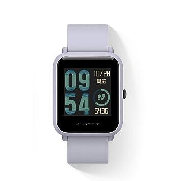 for Xiaomi Huami Amazfit Smart Watch Hongtianyuan Reloj Deportivo Versión Juvenil: Amazon.es: Electrónica