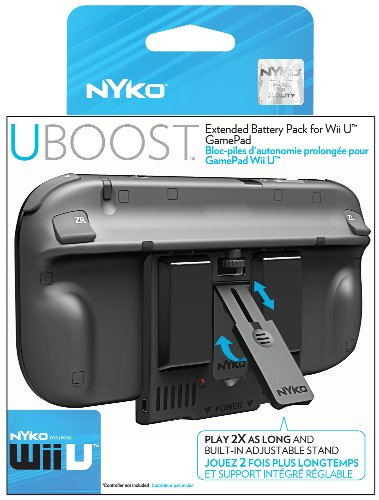 Uboost for Wii U