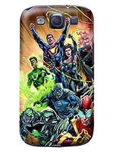 custom fashionable Cool Harley Quinn phone accessory TPU phone case with cool designed for Samsung Galaxy s3 WANGJING JINDA