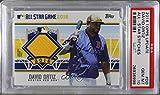 #6: David Ortiz PSA GRADED 10 (Baseball Card) 2016 Topps Update Series - All-Star Stitches #ASTIT-DO