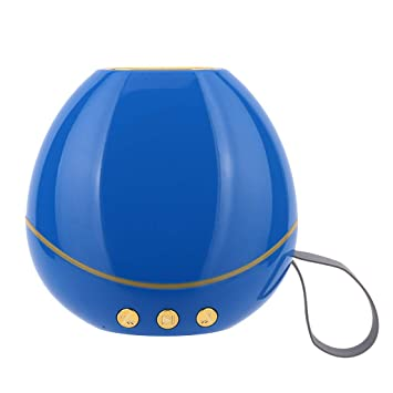 Altavoz Bluetooth portátil Blobboy Redondo, se Puede Guardar ...