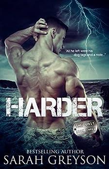Harder (The Unit #3) by [Greyson, Sarah]