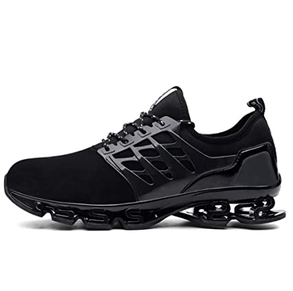 5798849e63728 HYLFF Running Shoes Men Air Cushion Mens Women Tennis Shoe Lightweight  Fashion Walking Sneakers Breathable Athletic